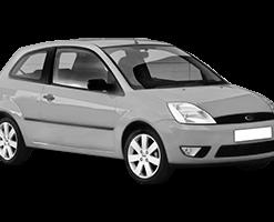 Fiesta V (2001-2010)