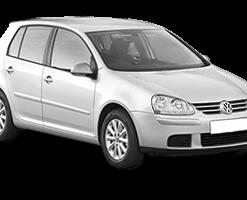 VW Golf V (2003-2009)