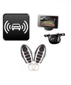 Alarmi, centralno zaključavanje, sistemi za parkiranje